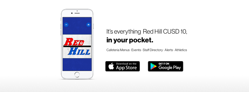 Red Hill App